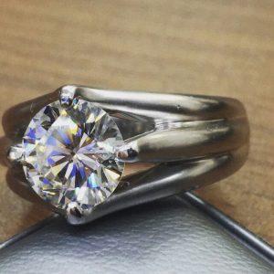 駿河区、清水区でダイヤ、ダイヤの付いたネックレス、リングを売るなら買取専門店